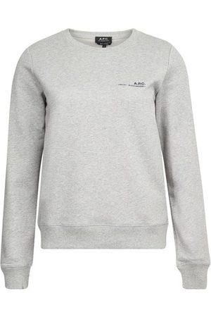 A.P.C. Damen Longsleeves - Sweatshirt Item