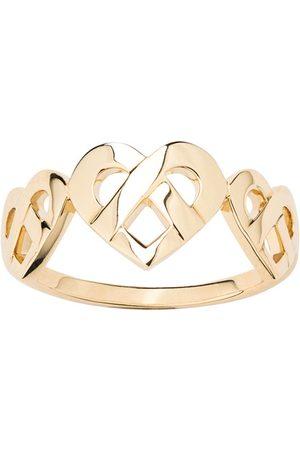 POIRAY Damen Ringe - Ring Caur Entrelacé