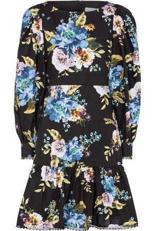 Erdem Damen Freizeitkleider - Minikleid Rydal aus Baumwollpopeline