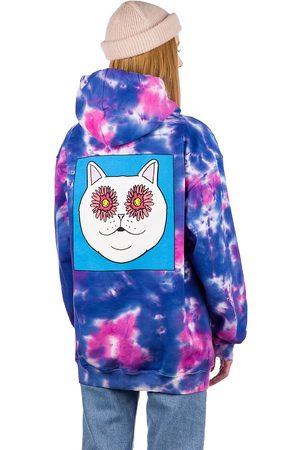 Rip N Dip Damen Sweatshirts - Flower Eyes Hoodie