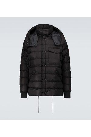 Moncler Jacke aus Tech-Material