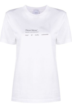 Patou Fleur Bleue print T-shirt