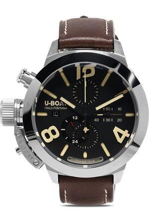 U-BOAT Herren Uhren - Classico Movelock Armbanduhr 45mm