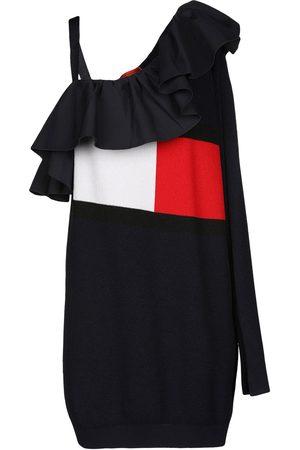 Tommy Hilfiger Damen Asymmetrische Kleider - KLEIDER - Kurze Kleider - on YOOX.com