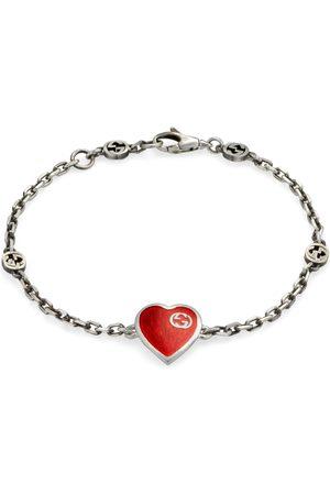 Gucci Damen Uhren - Herz-Armband mit GG