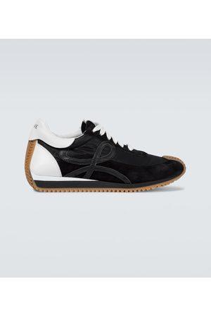 Loewe Sneakers Flow Runner aus Leder