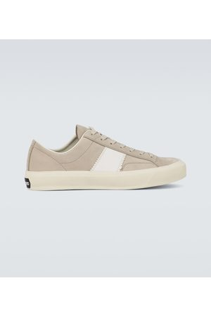 Tom Ford Sneakers Cambridge aus Veloursleder