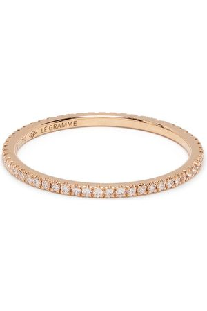 Le Gramme 18kt Rotgoldring