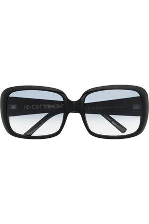 10 CORSO COMO Sonnenbrille mit eckigem Gestell