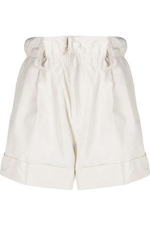 Moncler Shorts mit Paperbag-Taille