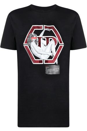 Philipp Plein T-Shirt mit Logo-Print