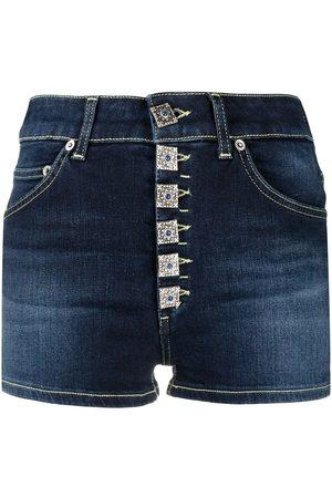 Dondup Button-front denim shorts