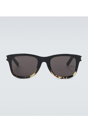 Saint Laurent Sonnenbrillen - Schildpatt-Sonnenbrille aus Acetat
