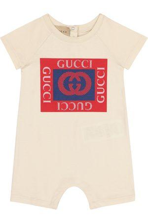 Gucci Baby Spieler aus Baumwolle