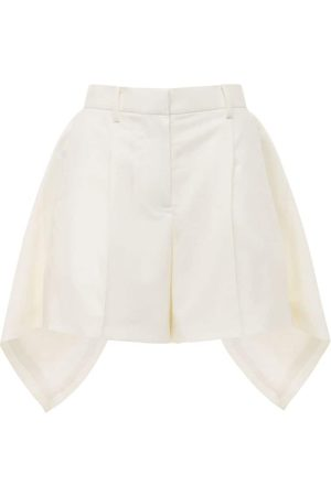 SACAI Shorts Aus Wollmischung