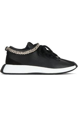 Giuseppe Zanotti Ferox Sneakers mit Kettendetail
