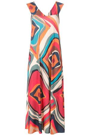 Lygia & Nanny Araponga' Kleid - Mehrfarbig