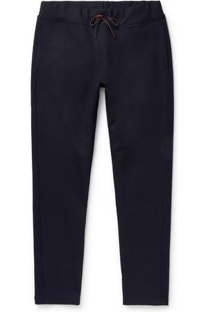Loro Piana Herren Jogginghosen - Holburn Tapered Stretch Wish Virgin Wool Sweatpants