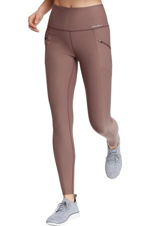 Eddie Bauer Damen Leggings - Trail Tight Leggings - High Rise Damen Gr. XS