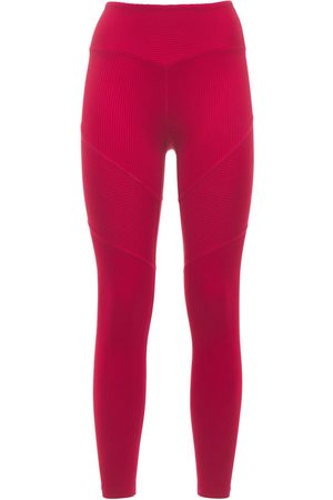 YEAR OF OURS Leggings Aus Active Rib Mit Chevronmotiv