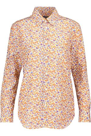 A.P.C. Damen Blusen - Hemd Gina aus einem Seidengemisch