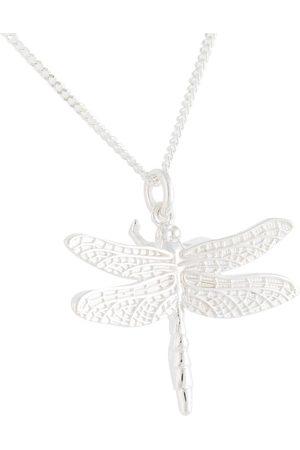 Karen Walker Halskette mit Libellenanhänger