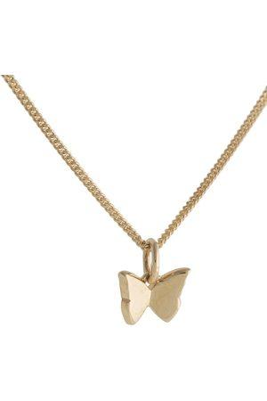 Karen Walker Mini Butterfly Halskette