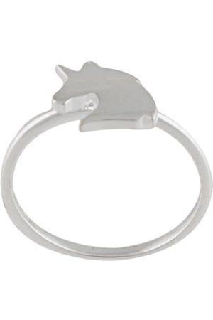 Karen Walker Damen Ringe - Ring mit mini Einhorn