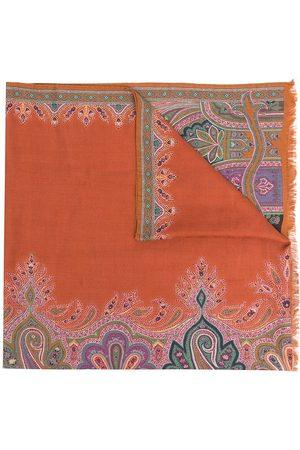 Etro Schal aus Kaschmir-Seidengemisch