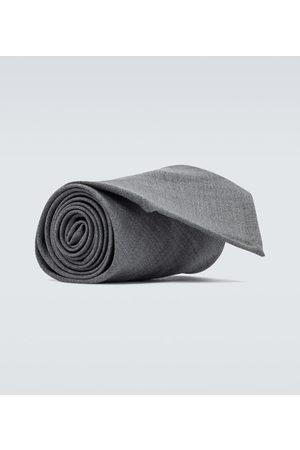 Prada Herren Krawatten - Wollkrawatte