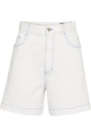 Stella McCartney Damen Shorts - Jeansshorts