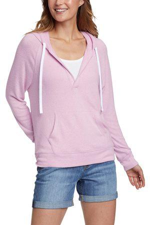 Eddie Bauer Damen Sweatshirts - Brushed Kapuzensweatshirt Damen Gr. XS