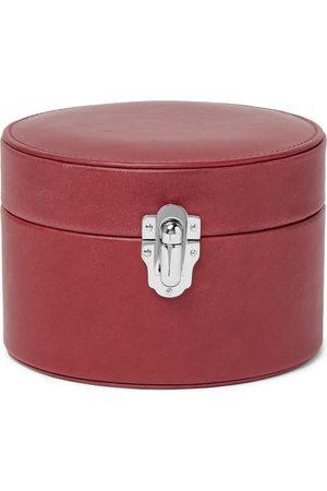 Rapport London Herren Uhren - Leather Watch and Cufflink Box