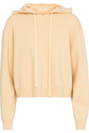 LIVE THE PROCESS Damen Sweatshirts - Hoodie aus einem Kaschmirgemisch