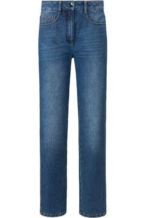 Mybc Damen Cropped - Jeans denim