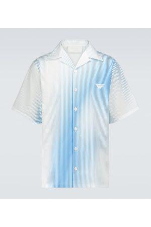 Prada Kurzarmhemd aus Baumwolle