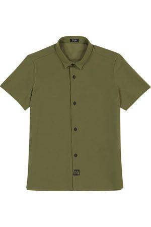 Il gufo Hemd aus Jersey
