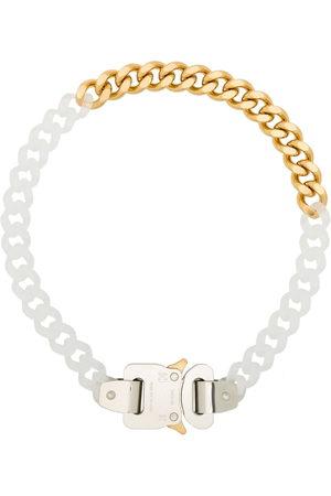 1017 ALYX 9SM Zweifarbige Halskette