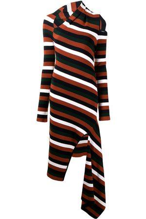 MONSE Kleid mit Cut-Outs - Mehrfarbig
