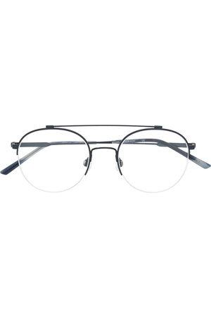 Calvin Klein Runde Pilotenbrille