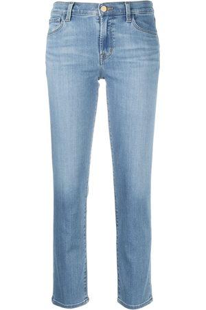 J Brand Klassische Cropped-Jeans
