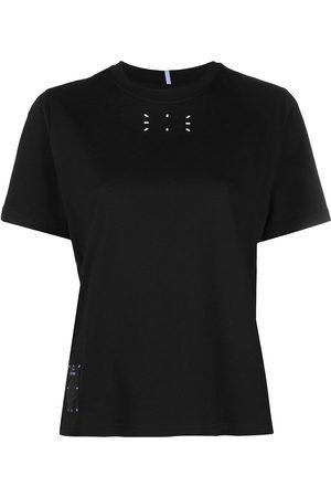 McQ T-Shirt mit grafischem Print