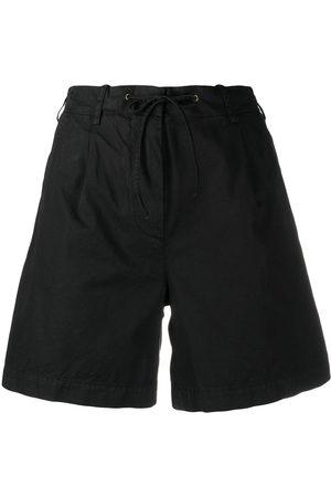 Aspesi Shorts mit Kordelzug