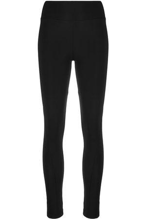 Y-3 Logo-print stretch-fit leggings