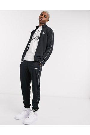 Nike – Schwarzes Trainingsanzug-Set