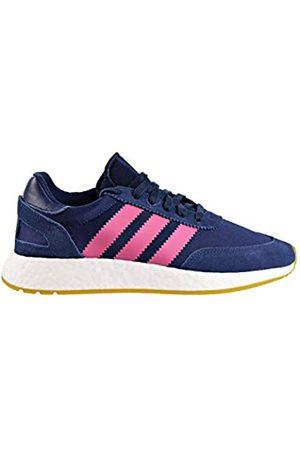 adidas Adidas Herren I-5923 Freizeit-Sneaker, Schwarz (Night Indigo/Real Pink)