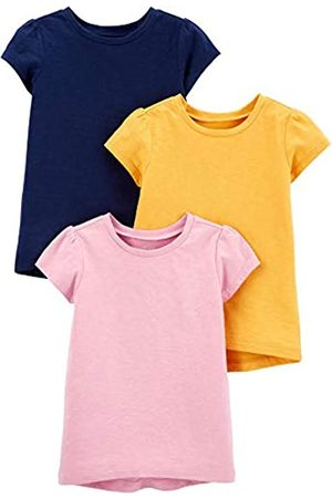 Simple Joys by Carter's Simple Joys by Carter's 3-Pack Solid Short-Sleeve Tee Infant-and-Toddler-t-Shirts 2 Jahre
