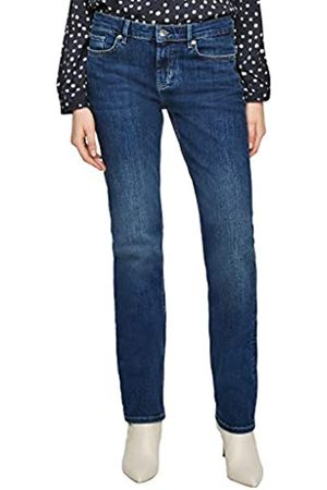 s.Oliver S.Oliver Damen Regular Fit: Straight Leg-Jeans 34.30