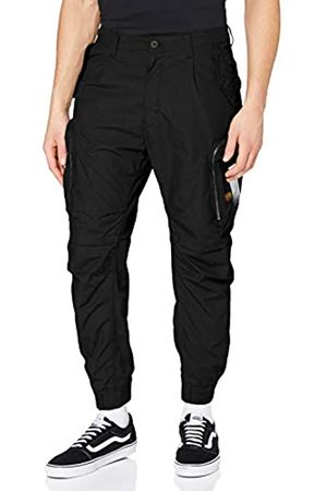 G-Star Mens Flight Cargo Cuffed Relaxed Tapered Sweatpants