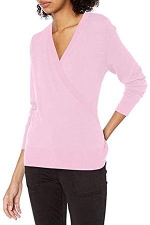 Daily Ritual Ultra-Soft Wrap Ballet Sweater Pullover-Sweaters